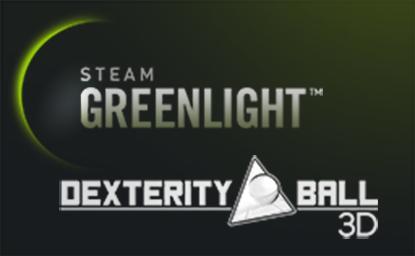 Dexterity Ball 3D Steam Greenlight